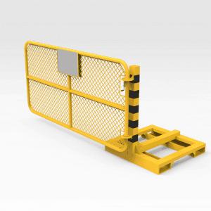 Mobile Pedestrian Gate 2449mm