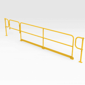 Handrail and Self-closing Gate 2449mm
