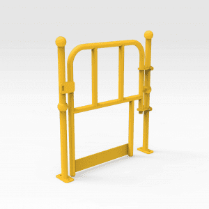 Spring Loaded Gate 960mm (h) x 720mm (w)