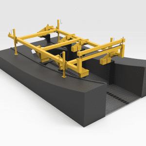 Hydraulic Hose Lifting Jig