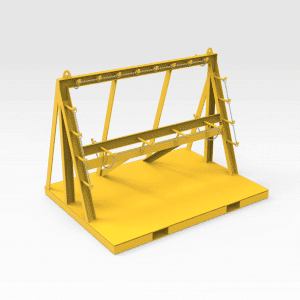 Steel Chain Rack