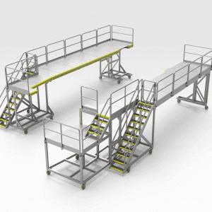Sikorsky S92 Top Frame Access Platform