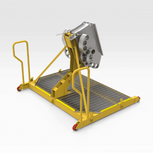 JMB Feeder Exciter Removal Tool