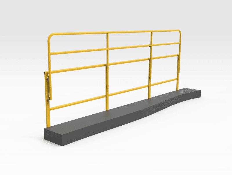 Locomotive Handrail Extension