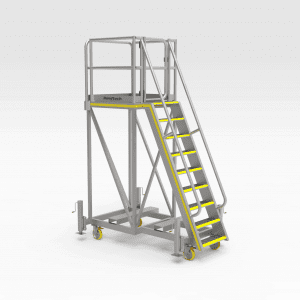 Komatsu 730E/830E Air Filter Access Platforms