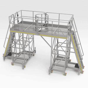 Cone Crusher Access Platform