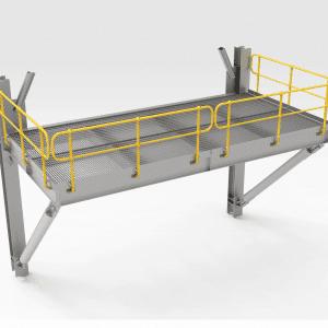 Fixed Plant Cantilever Platform