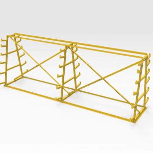 Lightweight Steel Rack