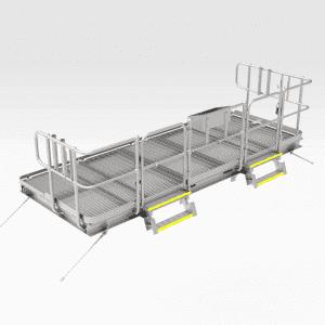 Liebherr 996 Track Mount Access Platform
