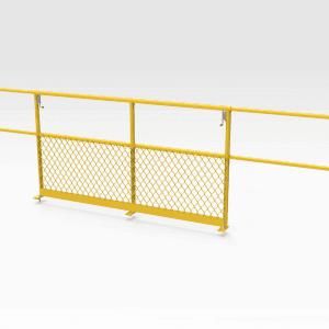 Liebherr 996 Adjustable Safety Handrail