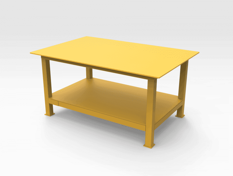 Workbench 2 Tonne 1800mm (L) x 1200mm (W)