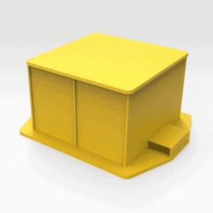General Support Stand 50 Tonne 600mm (H)