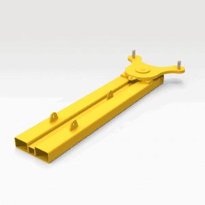 Liebherr 996-9400 Track Guide Lifting Frame