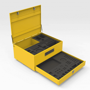 Caterpillar D10/D11 Undercarriage Kit Tool Box