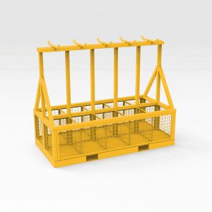 Lifting Chain Storage Rack