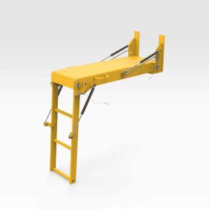 LeTourneau L1850 Fold Down Ladder