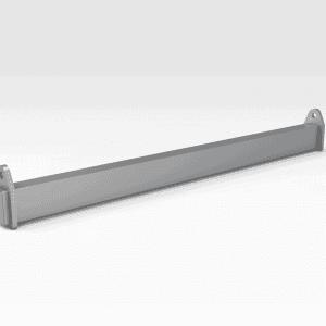 Aluminium Belt Lifter Spreader Bar 1850mm