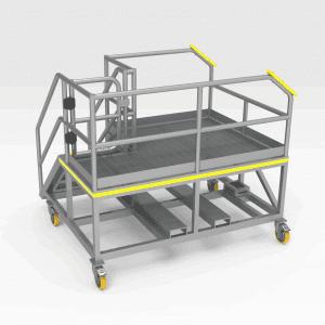 WA1200 Bucket Work Platform