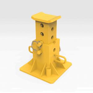 Adjustable Jack Stand