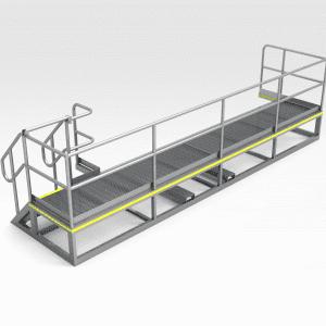Bucket Access Platform 600mm