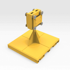 Water Pump Drive Stand
