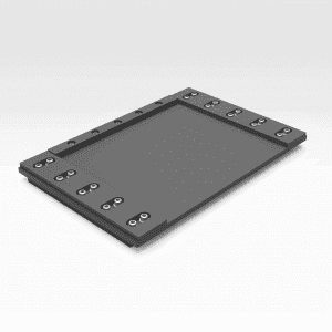 Hitachi EX3600 Bash Plate