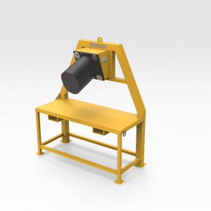 Pump Drive Work Stand And Bench