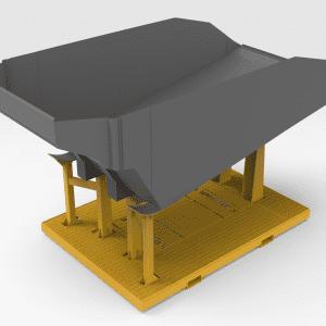 MT65-AD60 Workshop Frame