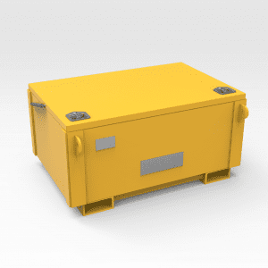 Rated Lifting And Transport Box 2T