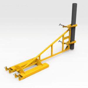 Accumulator Forklift Lifting Jig