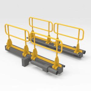 Caterpillar 793C Chassis Handrail Set