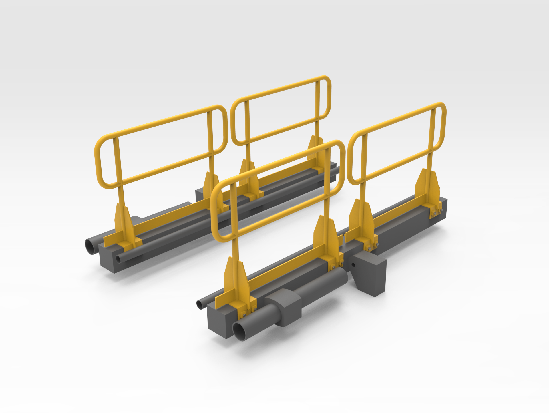 Chassis-Handrails