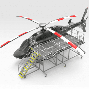 Bell 429 Double Sided MX Platform