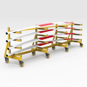 Rotor Blade Storage Rack