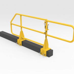 Caterpillar 777F Watercart Chassis Handrail Kit