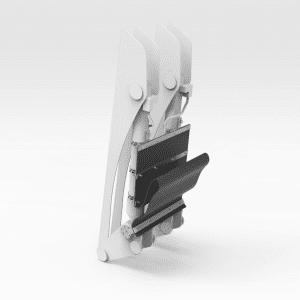 Liebherr 9400 Cylinder Protection Kit