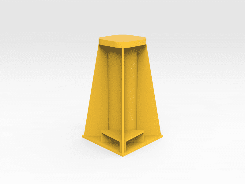 General Purpose Stand 120 Tonne 970mm (H)