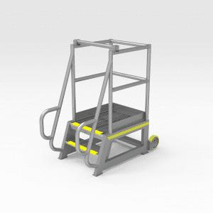 Access Step Platform 500mm