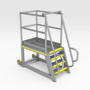 Access Step Platform 800mm