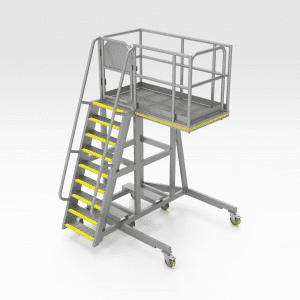 Caterpillar R2900 Bucket Repair Access Platform