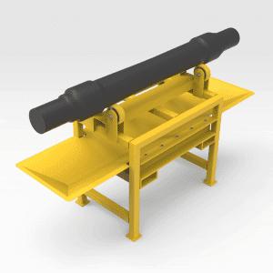 Bogie Axle Roller Stand