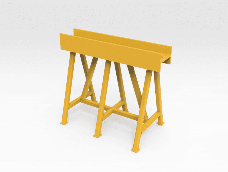 10 Tonne Trestle Stand 1200mm (L) x 900mm (H)