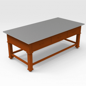 Work Bench 5T 2400mm (l) x 1200mm (w)