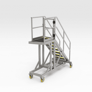 LeTourneau L2350 Artic Short Access Platform Set