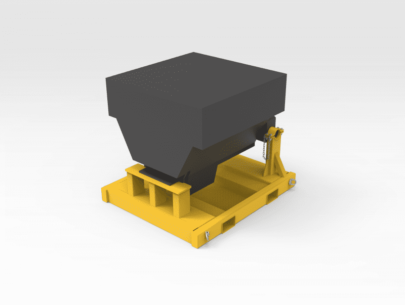 Caterpillar C32 Engine Transport Stand