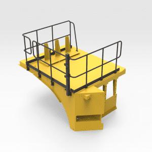 Caterpillar 793F Corner Module