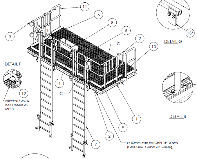 Track-Platform