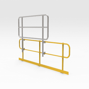 Removable Safety Handrail Extension