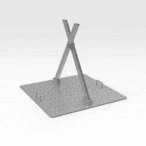 Specialist Underwater Log Support Frames
