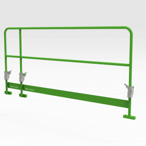 Caterpillar AD30 RH Front Handrail